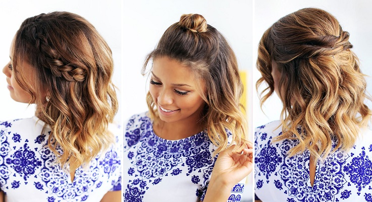fancy short hairstyles for any event