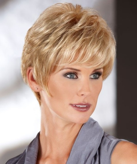 short hairstyles for formal occasions